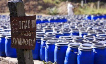 НАТО помогает Гагаузии вывести со складов опасные пестициды