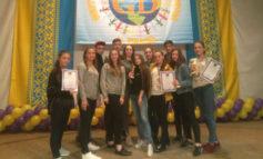 Ренийский танцевальный ансамбль «Конфетти» стал призёром международного хореографического фестиваля в Умани