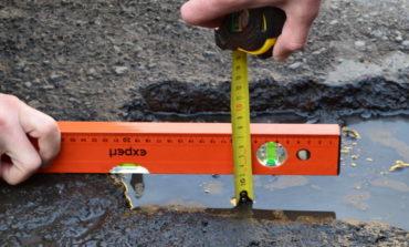Саратский поселковый совет дополнительно выделил почти 116 тысяч на уже проведенный ямочный ремонт