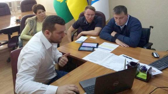 Ренийский горсовет намерен ввести «планшетную» систему электронного голосования