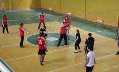 В Болграде соревновались волейболисты