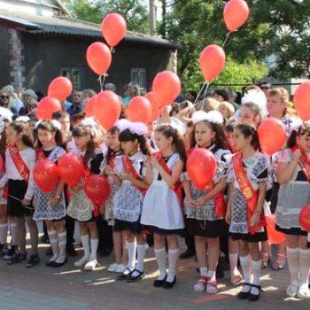 Праздник последнего звонка в Болградском районе (ФОТО)