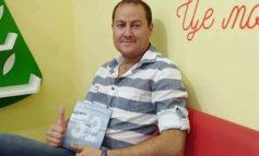 Уроженец Болграда выпустил третий сборник стихов