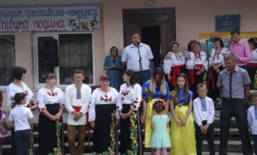 В Тарутинском районе прошел пятый фестиваль семейного творчества «Поющая семья»