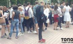 ВНО по украинскому языку и литературе: одесские школьники ответственно подошли к тестированию