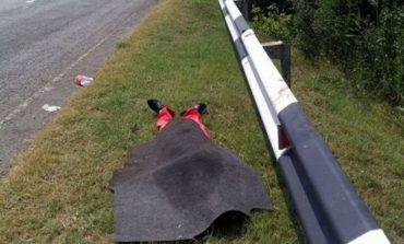 В Овидиопольском районе на обочине дороги нашли труп мужчины
