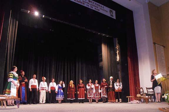 У театра из Болграда прошли гастроли по Болгарии