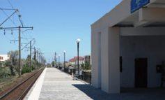 В курорте Белгород-Днестровского района отремонтировали железнодорожную платформу