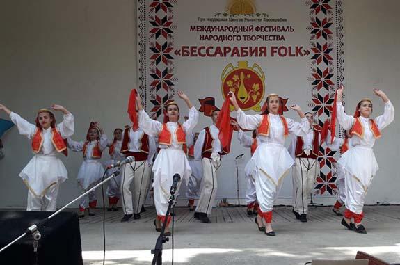В Городнем Болградского района отгремел фестиваль народного творчества