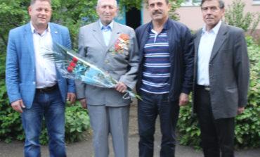Антон Киссе поздравил ветеранов войны Арцизского района