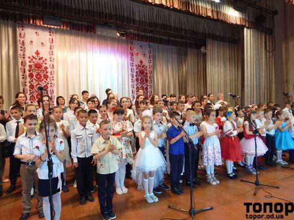 В Банновке Болградского района прошел «Фестиваль талантов»
