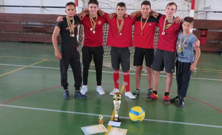 В Ренийском районе прошел традиционный турнир по футболу