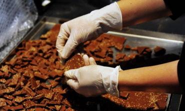 Украинский шоколад и тротуарная плитка продолжает завоевывать новые рынки