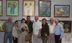 Художники из Арциза представили свои работы на суд татарбунарцев