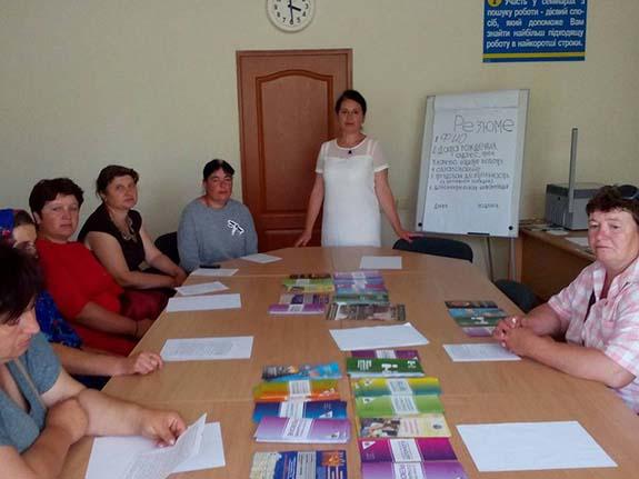 В Болграде безработным рассказали про патронатные семьи
