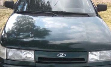 В Болградском районе пограничники задержали угнанный автомобиль