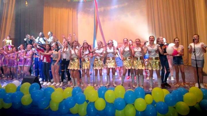 Агитбригада Ренийского ЦДЮТ стала победительницей областного фестиваля «Молодёжь выбирает здоровье»
