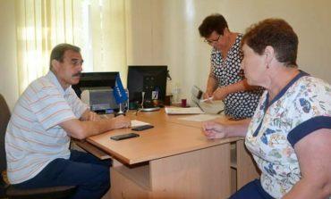 В Тарутино состоялся депутатский приём Антона Киссе