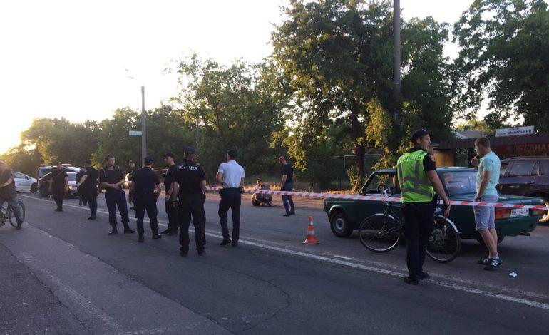 В Одессе женщина-водитель сбила насмерть девушку с ребенком