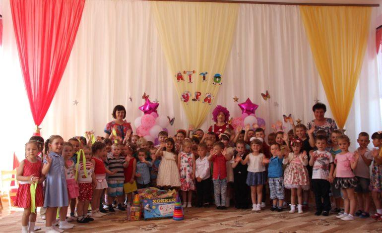В Арцизском районе детские сады получили игрушки и спортивный инвентарь