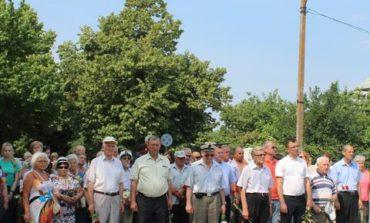 В Белгороде-Днестровском прошёл митинг-реквием в День памяти и скорби