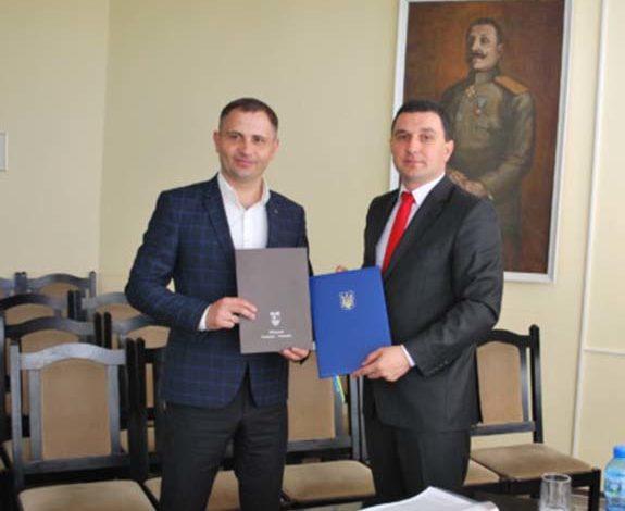 Болград подписал договор о расширении сотрудничества с городом в Болгарии