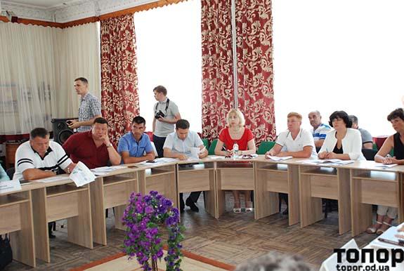 В Болграде обсуждали проект закона