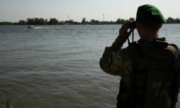 На Днестре пограничники со стрельбой задержали двух нарушителей