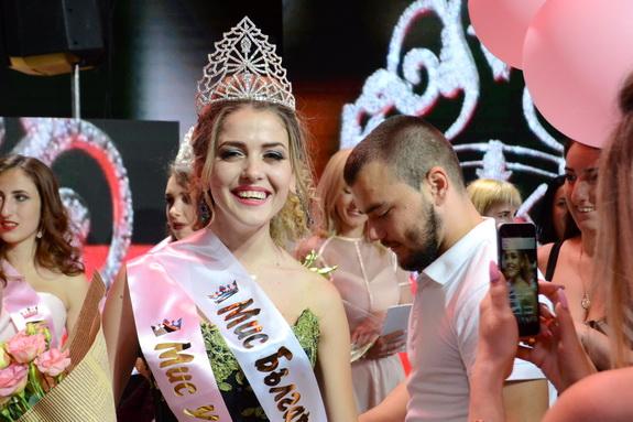 В Одессе назвали имя победительницы ежегодного конкурса «Мисс болгарка»