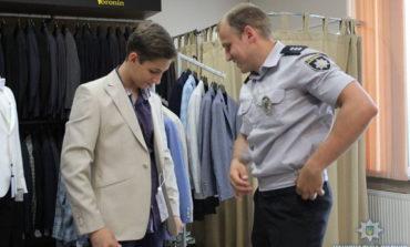 Одесский брендовый магазин сделал подарок детям погибших полицейских