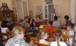 В гостях у библиотек Белгорода-Днестровского – одесские писатели