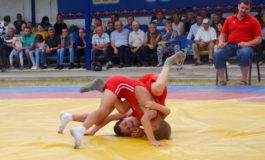В Тарутино прошел турнир по вольной борьбе памяти Петра Арабаджи