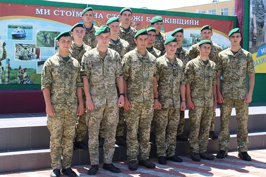 Белгород-Днестровский погранотряд пополнился новыми офицерами