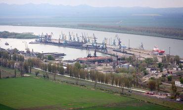 Порт Рени нарастил перевалку сыпучих и зерновых, но почти на половину сократил обработку товарно-штучных грузов