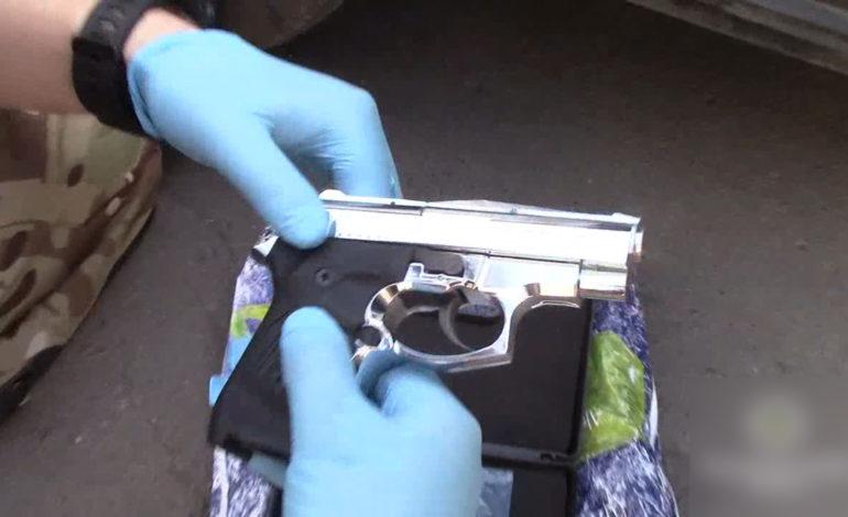 В Одесской области пенсионер подрабатывал продажей оружия