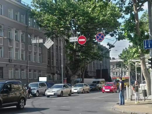 Одна из центральных улиц Одессы станет односторонней