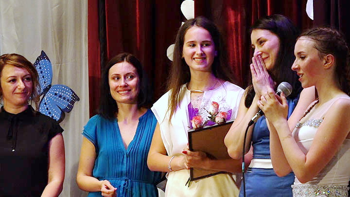 Отчётный концерт ренийского танцевального ансамбля «Конфетти» состоялся при полном аншлаге
