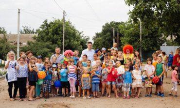 Праздники детства проходят в Белгород-Днестровском районе