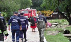 В Чернигове увеличилось количество подтопленных участков в результате сильных осадков