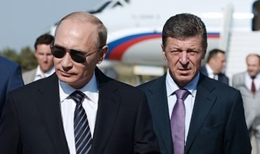 Путин сменил куратора по Молдове