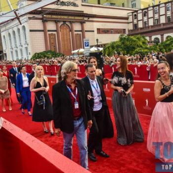 В Одессе стартовал IX Одесский международный кинофестиваль (фото)