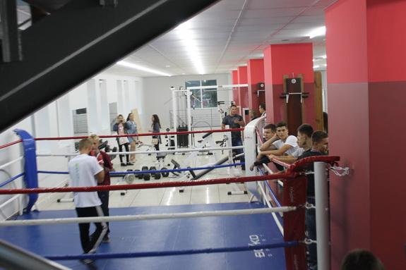 В Арцизе открылся  центр  спорта и здоровья (ФОТО)