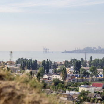 Как выглядят окрестности Одессы с Жеваховой горы (фото)