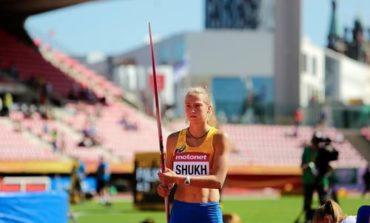 Уроженка Измаила Алина Шух стала чемпионкой мира по метанию копья
