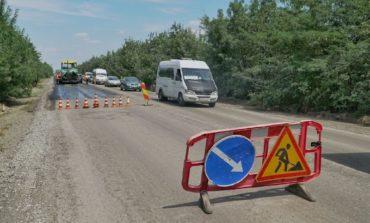Губернатор назвал сроки завершения ремонта участка дороги  между Паланка и Монаши