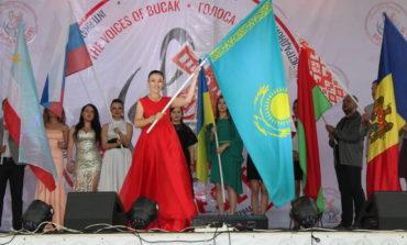 Музыкальный фестиваль в Гагаузии: член жюри из Одессы Натали Дениз получила приз