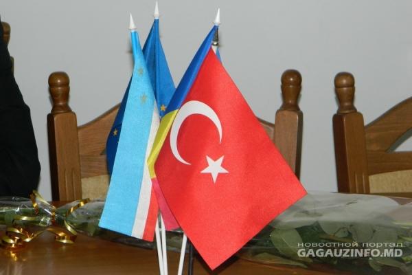 Президент Турции посетит соседнюю Гагаузскую автономию