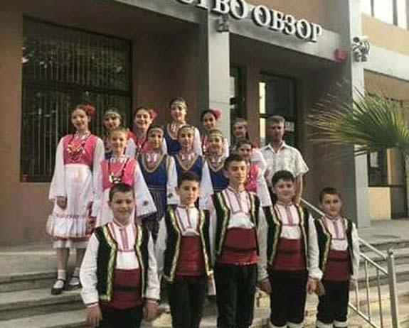 Танцоры из Болградского района поразили зрителей на празднике в Болгарии
