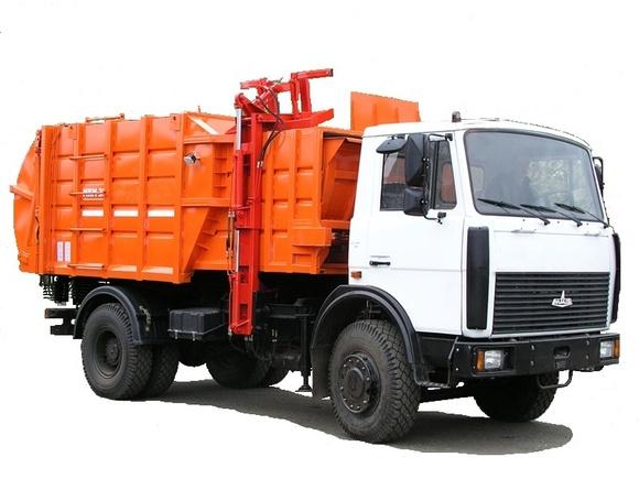 Белгород-Днестровский автопарк пополнят два новых мусоровоза
