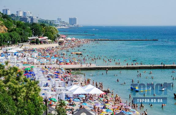 Купаться можно: вода на пляжах Одессы соответствует нормам